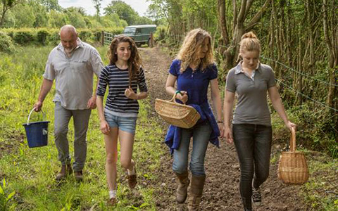 Wild Irish Foragers Family
