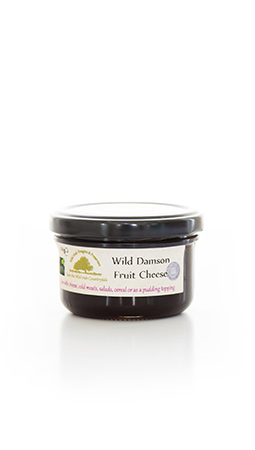 Wild Damson Fruit Cheese