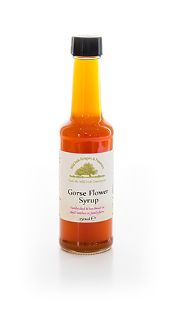 Gorseflower Syrup 150ml