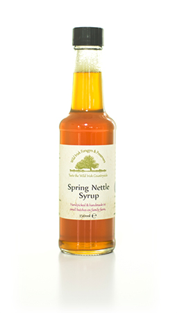 Spring Nettle Syrup 150ml